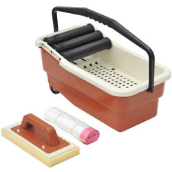 Raimondi Easy Grout Cleaning System With Handle Sponge And Bags