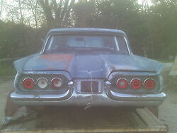 1960 Thunderbird Coupe T Bird Couch 352 Motor Ford Convertible Parts Doors 1959