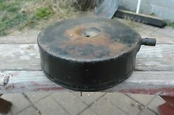 Vintage Oil Bath Air Cleaner