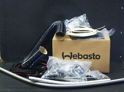 Webasto Air Top 2000stc Diesel Bunk Heater 12v W Smartemp And Install Kit 5012555a