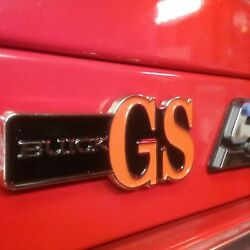 Buick Gs Emblem Magnet/for Your Snap On Toolbox1-6