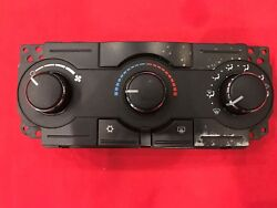 JEEP GRAND CHEROKEE COMMANDER CLIMATE CONTROL HEATER AC UNIT 05 06 07