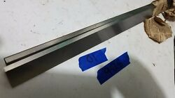 Lot Of 3 5/32 X 1-1/8 X 16 New Hss Jointer/ Planer Knives/ Blades L-21-01