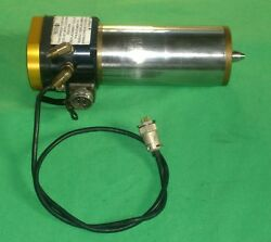 Excellon Abw 110 Air Bearing Spindle Motor 110,000 Rpm 2000