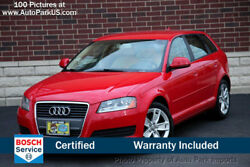 2009 Audi A3 4dr Hatchback Automatic S tronic 2.0T FrontTrak 2009 Audi A3 2.0T Leather Heated Seats CD Player Aux Dual Zone Climate Control