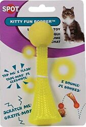 Kitty Fun Bopper Light-Up Cat Toy
