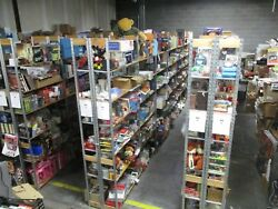 Ebay inventory 78000 listings 3 million retail 250k+ yr sales toys collectibles