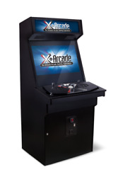 Indestructible Mult-Game Arcade Cabinet For Your Game Room