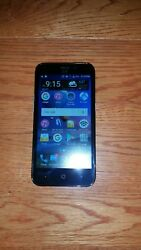 Zte Z836bl Android Phone.