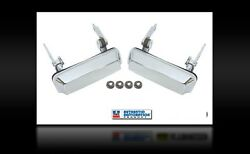 73 74 B-body Charger Gtx Road Runner Outside Door Handles- New Made In Us