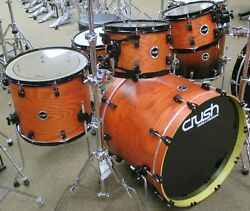 Crush Chameleon Ash Kit