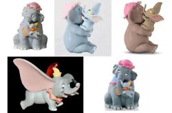 2008 Disney Store Dumbo Ornament 2014 And 2016 Musical And 2018 And 2019 Hallmark Lot