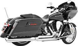 Freedom Performance Union 2-into-1 Exhaust System Chrome Hd00232