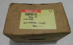 Ime Tm8p03110 Tema Fp Programmable Power And Power Factor Transducer