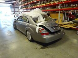 Rear Carrier Out Of A 2007 Mercedes S550 Rwd With 58,932 Miles
