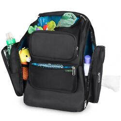 Baby Diaper Bag Backpack for Men and Women. Waterproof. Washable. Large. Travel.