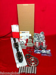 Buick 264ci Master Engine Kit 1954 55 40 50 Series Rings Gaskets+ / No Pistons