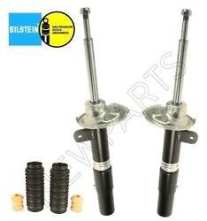 For Bmw E65 E66 7-series Front Struts Assy And Foam Bump Stop Protection Boot Kit