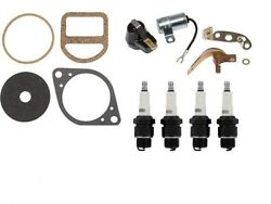 Ignition Tune Up Kit For Ford 9n 2n And 8n Tractor With A Front Mount Distributor