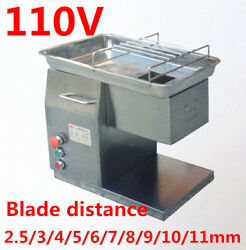 High Quality 110v Electric Meat Slicer Meat Cutting Machine Meat Cutter