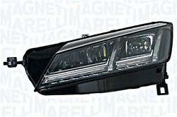 Led Headlight Front Lamp Right Fits Audi Tt Coupe Fv9 Fv3 Cabrio 2014-
