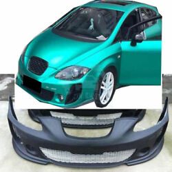 Resin Front Bumper Protector Body Kits Fit For SEAT Leon 2.0T