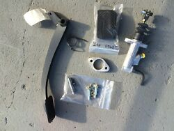 Jaguar Xj6 12 1974-1987 Right Hand Drive Clutch Pedal Kit Use Your Pedalbox