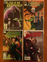 Green Arrow Set Of 3 Comic Books15 1st Series, 9 And 60a 2nd Series