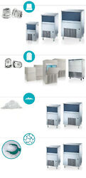 Dc Icemaking Systems - Auto Ice Machine - Cube Bullet Granular - Self Contained