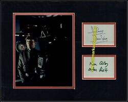 Star Wars Dave Prowse Vadar And Kenneth Colley Piett Autograph Uacc Rd96