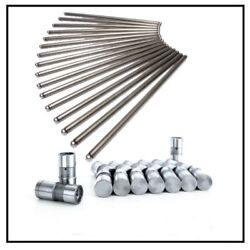 Cadillac 331 365ci Pushrods/push Rods Set/16 + Lifters 1949 - Early 57 To 42397