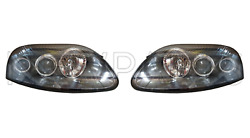 For Toyota Supra 3.0l L6 1994-1998 Set Pair Of Left And Right Head Lamps Genuine