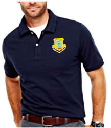 509th Bombardment Wing Squadron Embroidered Polo Shirt - Old Logo