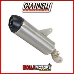 73699t2ky Scarico Completo Giannelli Maxioval Bmw R1200gs Adventure 2013-2016 Ti