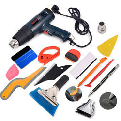 Car Home Wrap Vinyl Wrapping Squeegee Accessories Scraper Install / Clean Tools