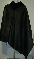 Michael Kors Poncho New without tag Dyed Lamb