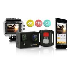 Action Cam - 4k Ultra Hd Wifi Camera 1080p+ Sports Action Camera And Camcorder