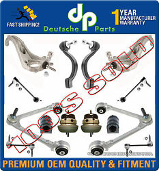Lincoln Ls Control Arm Ball Joint Joints Tie Rod Rods Sway Bar Link Motor Mount