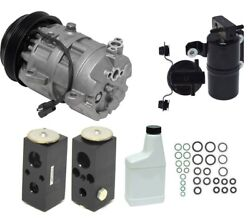 RYC Remanufactured Complete AC Compressor Kit FG361 Without Rear