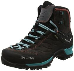 Salewa Womens Mtn Trainer Mid Gtx-W Mountaineering Boot- Pick SZColor.