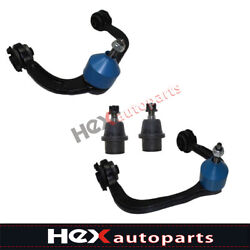 Upper Lower Control Arms Ball Joints For 2004-2008 Ford F-150 Lincoln Mark Lt