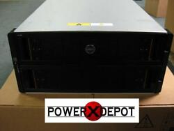 Dell PowerVault MD1280 Chassis with ProSupport Plus Warranty Through 12-1-2020