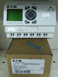 1PCS NEW MOELLER control relay easy719-AC-RC good in condition for industry use