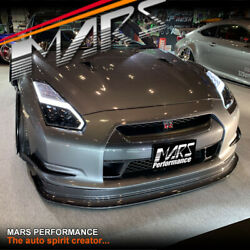 UPDATE STYLE FULL LED HEAD LIGHTS WITH LED INDICATORS FOR NISSAN GTR R35 08-13