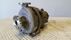 Durco 1k1.5x1-82 Ansi Pump 316ss With Mechanical Seal 88197