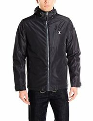 Champion Mens Outerwear Technical Ripstop 3-In-1 Systems- Pick SZColor.