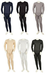 Styllion Thermal Underwear Set for Men - Waffle Knit - Cotton Blend (S - 5XL)