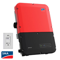 Sma Sunny Boy, Sb6.0-1sp-us-40, Grid Tie Inverter, With Secure Power Supply