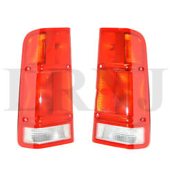 Land Rover Discovery 2 2000-2002 Rear Stop And Tail Light Set Xfb000170 Xfb000040