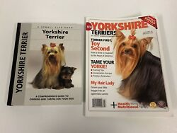 Yorkshire Terrier *A Kennel Club Book* Plus Magazine **Free Shipping**